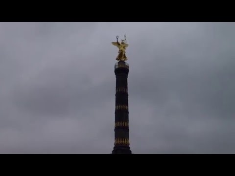 A tour of the Victory Column Berlin