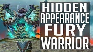 Hidden Artifact   Fury Warrior ⚔️