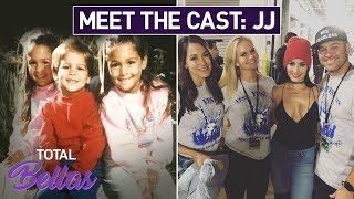 JJ Bella on Nikki's single life and how kids changed him!