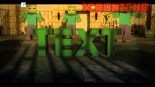 Top 10 MINECRAFT Intro Template 2015 - Blender, After Effects & Cinema 4D + FREE Download