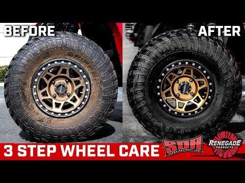 UTV Wheel and tire Maintenance - Renegade Products ft @SDR Motorsports Inc.