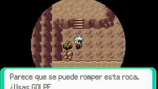 Donde encontrar a Nosepass Pokemon Esmeralda LOQUENDO