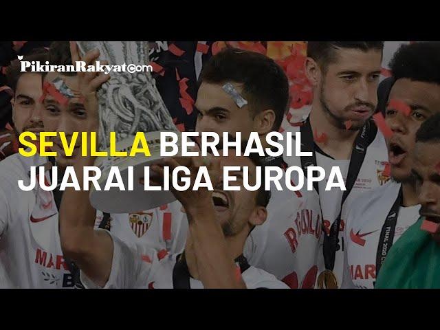 Sevilla Berhasil Juarai Liga Europa Kalahkan Inter Milan, Jesus Navas Sebut Nama Jose Antonio Reyes