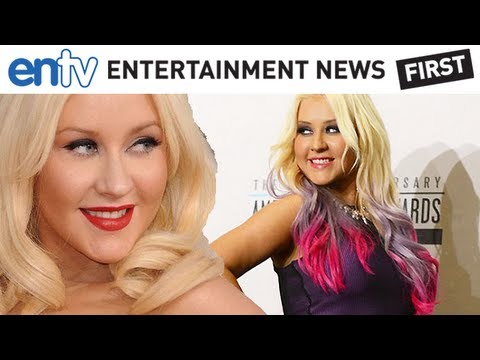 Christina Aguilera Hired As Spokesperson By Plus-Size Dating Service: ENTV