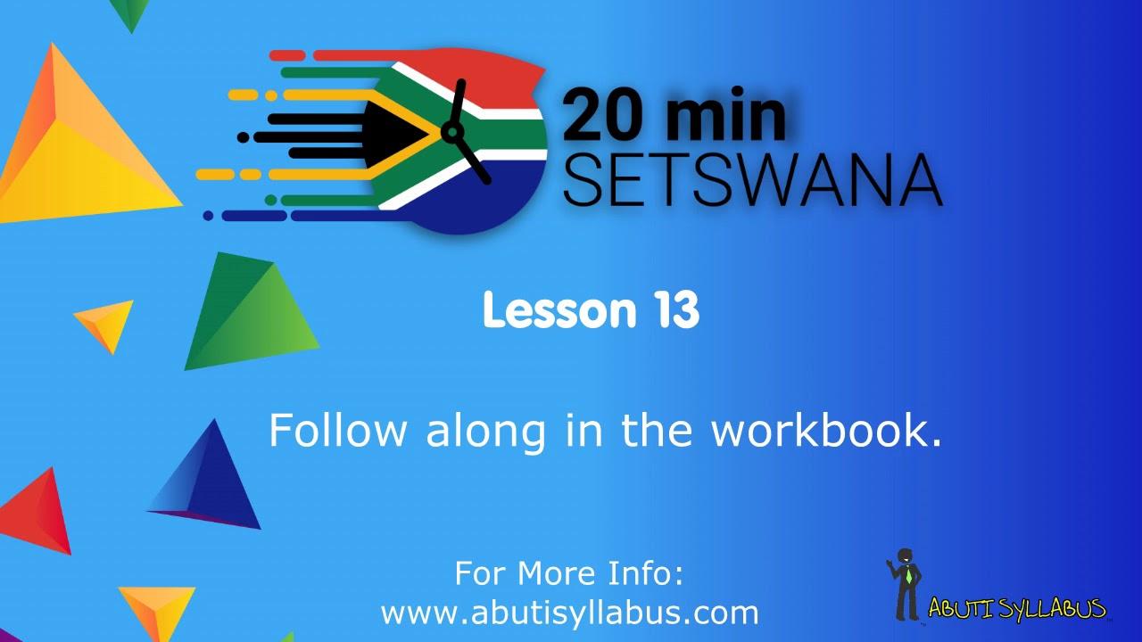 13.1 lesson 13 - YouTube