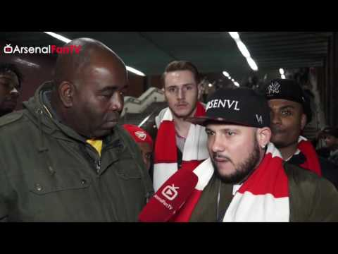 Arsenal 3 Stoke City 1 |  Francis Coquelin Is The GENERAL! Feat. White Yardie