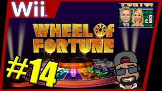Wheel of Fortune (Wii Edition) Gameplay - Episode #14
