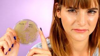 How Gross Is Your Makeup?