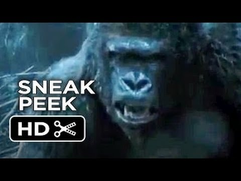 Dawn Of The Planet Of The Apes International TRAILER (2014) - Andy Serkis Movie HD