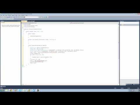 Repeat C# Beginners Tutorial - 180 - Project 5 Captcha Generator
