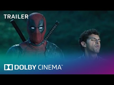 Deadpool 2 - The Official Trailer #2 | Dolby Cinema | Dolby