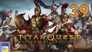 Titan Quest: Legendary Edition - Barmanu + Gargantuan Yeti - Nature Build Part 39 - iOS/Android