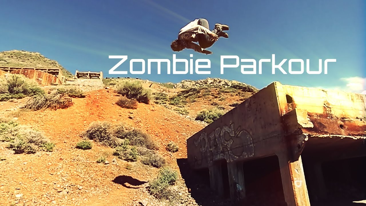 Zombie Parkour - The Flipping Dead