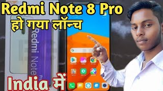 Redmi Note 8 Pro unboxing & first look,Redmi Note 8 Pro review and full details