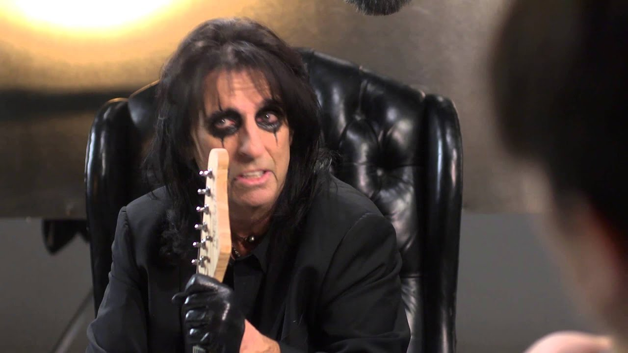 behind the scenes with alice cooper youtube. Black Bedroom Furniture Sets. Home Design Ideas