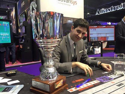 Mattia Croupier Champion2015  by CFC