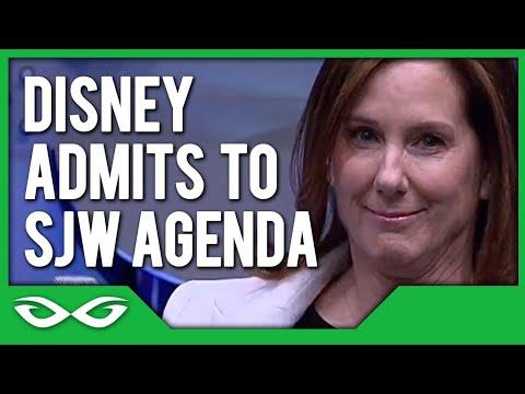 Disney Admits To Star Wars SJW Agenda