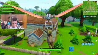 PLAYING WITH THE NEW SKIN ''AIR TALKER'' FORTNITE