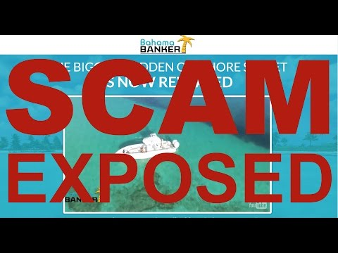 Bahama Banker is SCAM! Warning Review! 3 REAL Evidences!