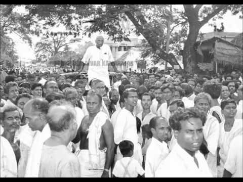 Kamarajar Song - Malargalin Naduvinil Oru Roja Makkalin Maththiyil Kamamraja