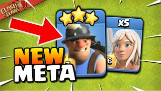 Miners are SHAPING the META! How to use Miners at Town Hall 13 (Clash of Clans)