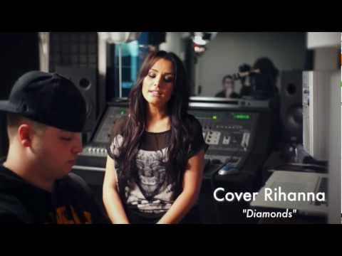 SARAH RIANI - Diamonds (Rihanna cover)