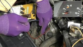 Каждый водитель должен знать как проверить указатель температуры  на точность показаний.