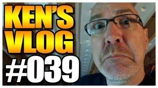 Ken'sVlog #039 - Cottage, Fishing, hiking, Cycling, Bacon Mints, Big Mac, Renovations and Climbing