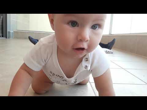 Vlog:Зарядка для мамочек с малышами #ФитнесМама