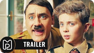 JOJO RABBIT Offizieller Trailer Deutsch German (2020)
