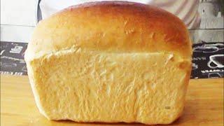 Белый ХЛЕБ в духовке ДОМАШНИЙ хлеб Хлеб больше НЕ покупаю Идеально Быстрый домашний рецепт хлеба