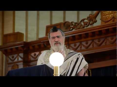 Chief Rabbi Jonathan Sacks at Caulfield Shule