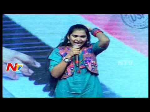 Singer Manasi Speech At Kumari 21f Movie Platinum Disc Function