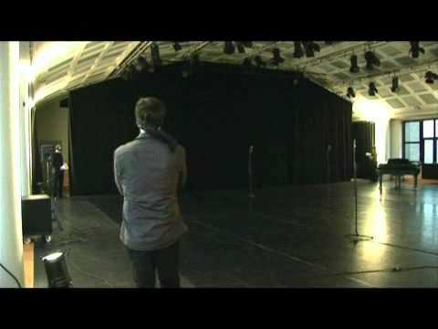 Alvin Lucier Project 6/6 Vespers