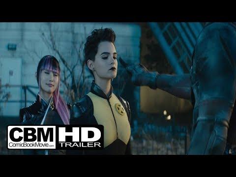 Deadpool 2 - Official Greenband Trailer - 2018 Marvel HD