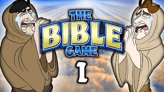 The Bible Game - EP 1: Go God! | SuperMega