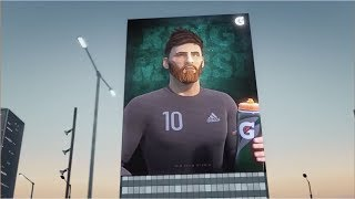 Football Commercial 2018 - WorldCup 2018 - Messi, Ronaldo, Jesus