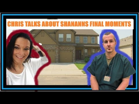 Chris Watts explains last moments