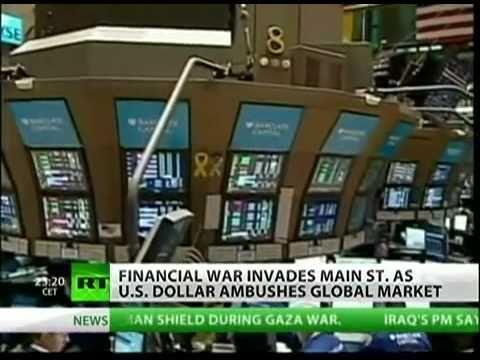One World Currency Prolog – Trade War & Devaluation