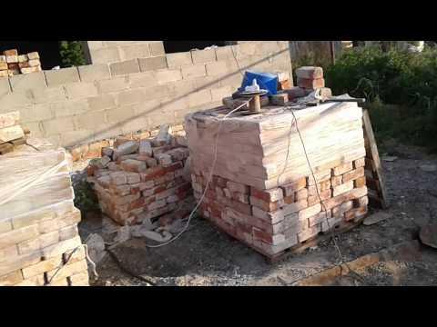 видео: Дом из керамзитобетонных блоков