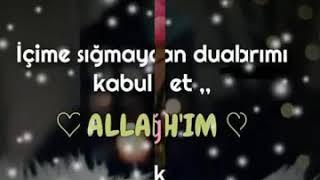 🌹Menali dini video statuslar ucun🌹