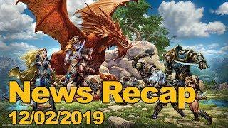 MMOs.com Weekly News Recap #223 December 2, 2019