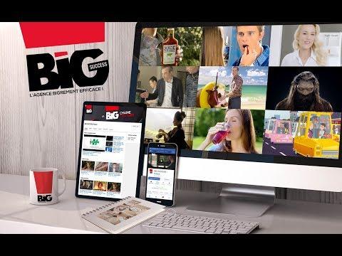Showreel de l'agence de publicité BIG Success
