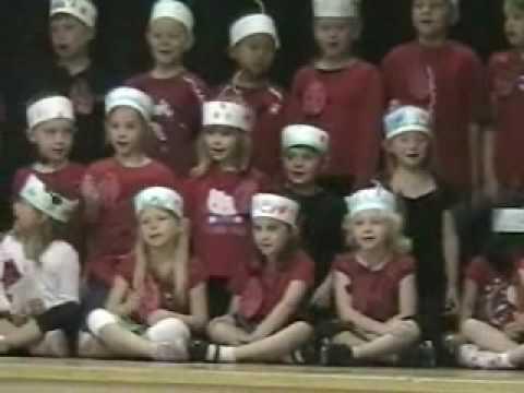 Timonium Elementary School Talent Show 2009 Ladybug Picnic