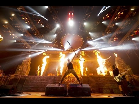 Iron Maiden - Live Wacken 2016 (Full HD Concert)
