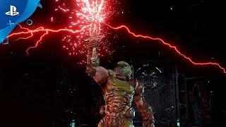 DOOM Eternal | Трейлер игрового процесса | PS4