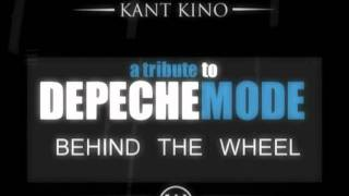 Kant Kino - Behind the Wheel (Depeche Mode cover) DEMO
