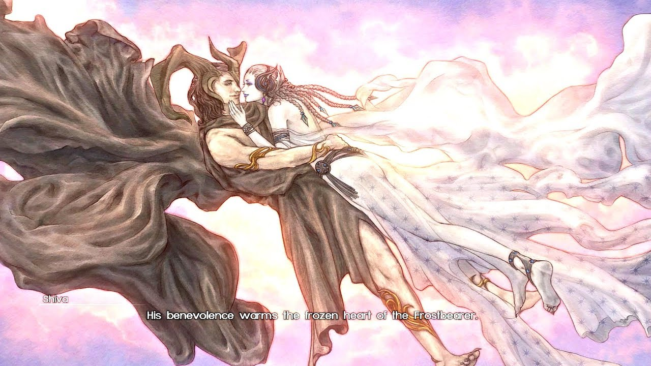Final fantasy xv battle of summons shiva and ifrit romance new cutscenes 1080p 60fps ps4 pro