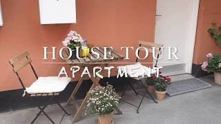 HOUSE TOUR - FIRST APARTMENT