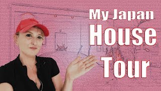 My Japanese House Tour - Japan Vlog 33 Today I will show you my hou...